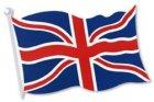 INTERNATIONAL - BRITISH FLAG 18 INCH