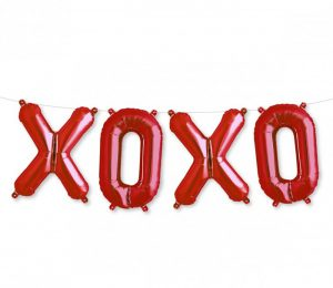 xoxo-Valentine-balloon-kit