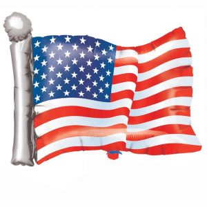 american-Flying-Flag-Balloon