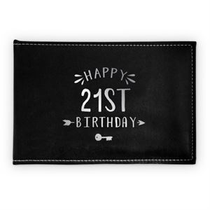 21ST BIRTHDAY GUESTBOOK