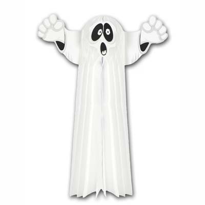 HALLOWEEN TISSUE GHOST