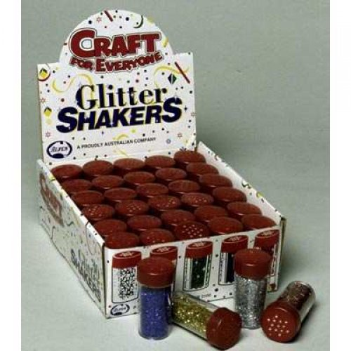 PARTY FAVOURS - GLITTER SHAKERS