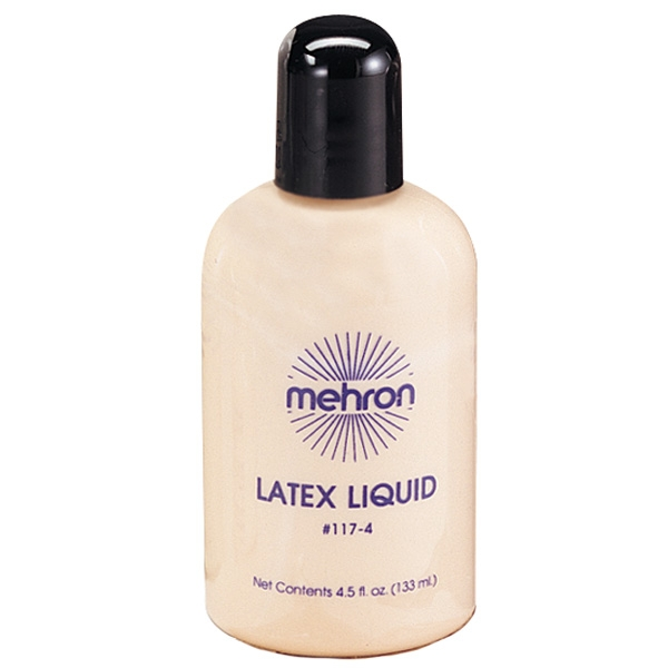 MEHRON LIQUID LATEX LIGHT FLESH TONE 133ML