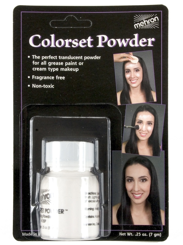 MEHRON COLOURSET POWDER - 7G