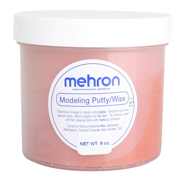 MEHRON MODELING PUTTY/WAX - 8OZ/240 GRAMS