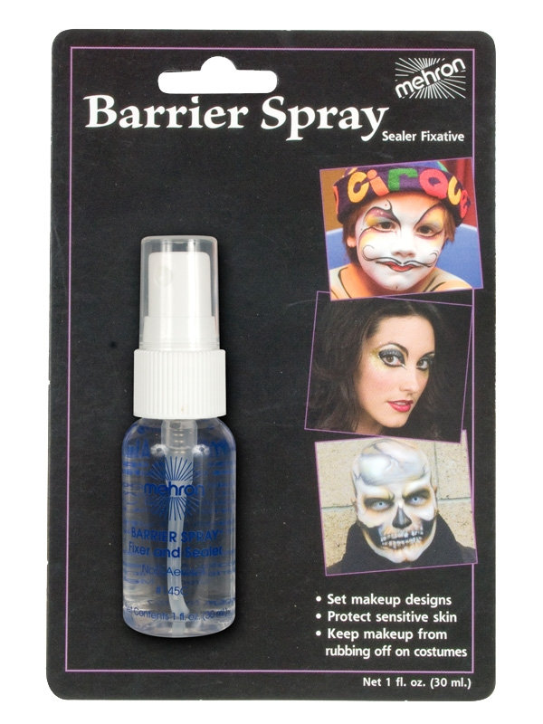 MEHRON BARRIER SPRAY PUMP BOTTLE - 30ML