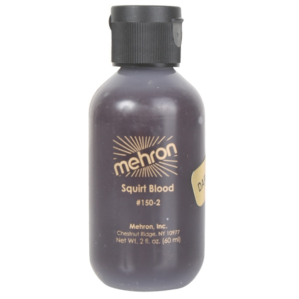 MEHRON SQUIRT BLOOD DARK VEINOUS RED 60ML