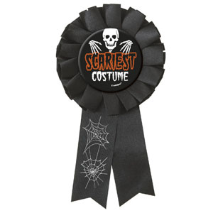 AWARD RIBBON - SCARIEST COSTUME