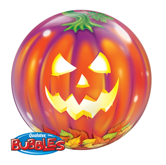 BUBBLE BALLOON - HALLOWEEN MAGICAL JACK