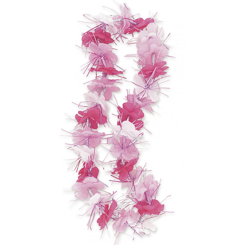 Hawaiian flower lei luau dazzle lei pink white bulk pack 60 hawaiian flower lei luau dazzle lei pink white bulk pack 60 mightylinksfo