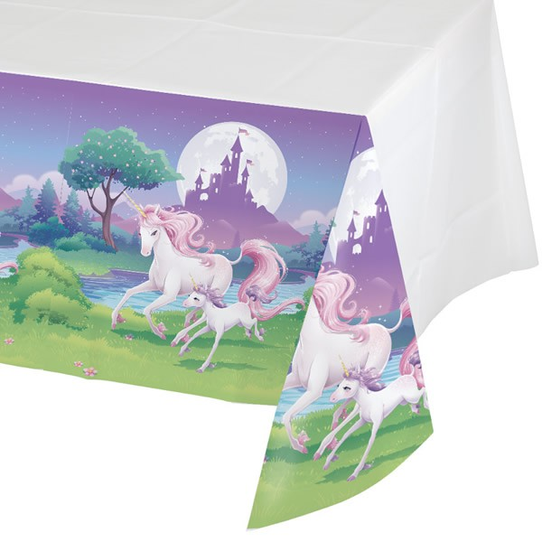 UNICORN FANTASY TABLECOVER