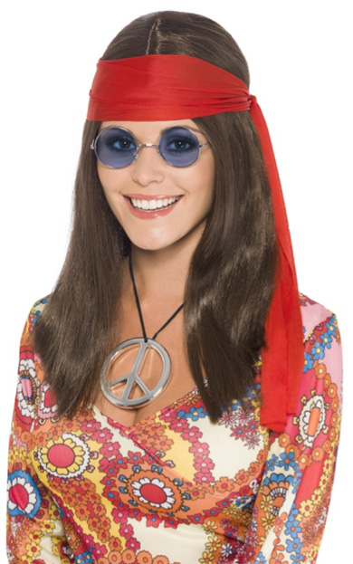 1960'S HIPPIE CHICK KIT