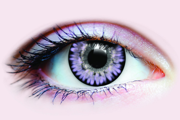 primal natural contact lenses opaque mesmerise lilac