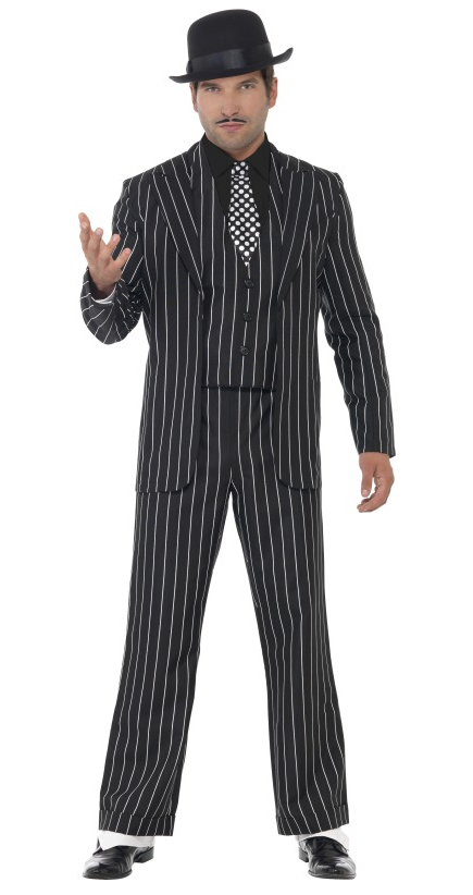 GANGSTER BOSS VINTAGE COSTUME