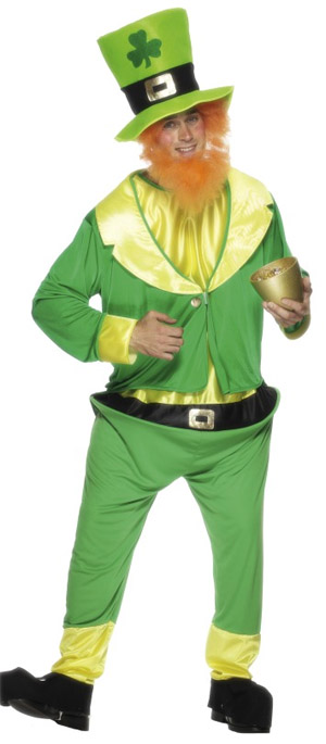 LEPRECHAUN COSTUME - ONE SIZE
