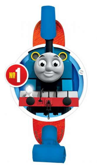 THOMAS THE TANK ENGINE BLOWOUTS - PACK OF 8