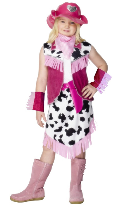 RODEO GIRL PINK COSTUME