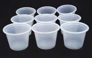 SHOT GLASSES - PACK 250