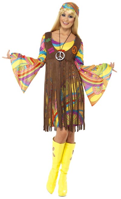 1960'S GROOVY LADY - LARGE