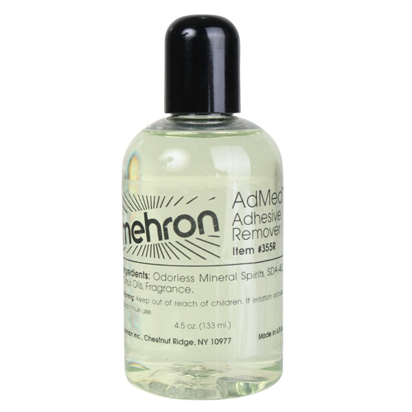 MEHRON ADMED ADHESIVE REMOVER - 133ML