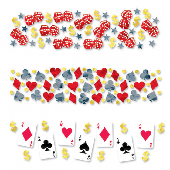 TABLE SCATTERS - DICE & SUITE