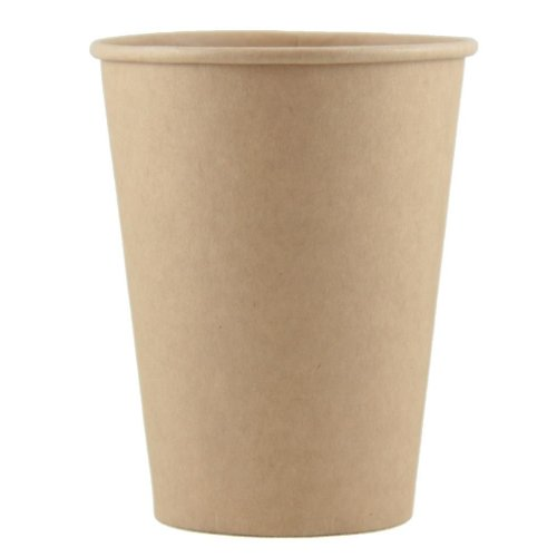 NATURAL ECO KRAFT PAPER CUPS 354ML - PACK 50