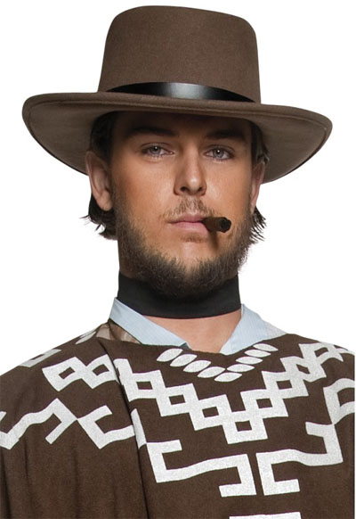 CLINT EASTWOOD STYLE FANCY DRESS HAT
