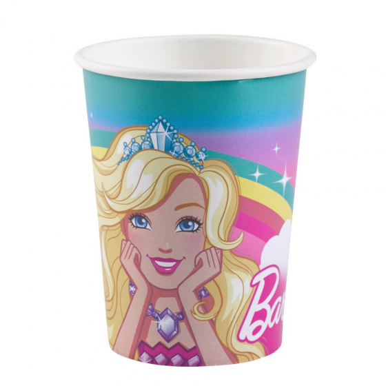 BARBIE DREAMTOPIA CUPS - PACK OF 8