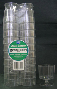 WINE TASTERS 60ML - PACK OF 10