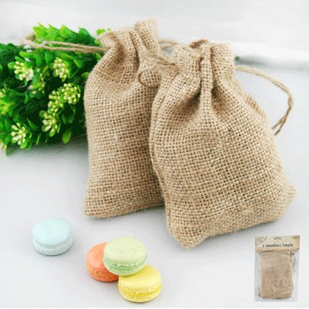 Natural Hessian Party Loot Bags