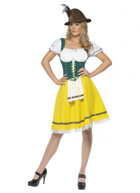 OKTOBERFEST GIRLS COSTUME