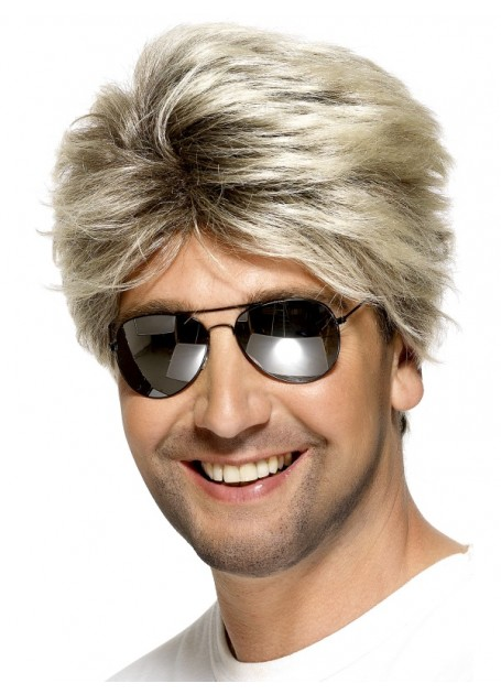 1980'S SUPERSTAR WHAM WIG
