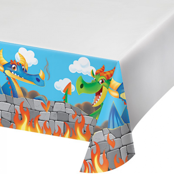 DRAGONS TABLECOVER