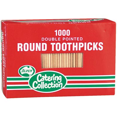 TOOTH PICKS PACK 1000