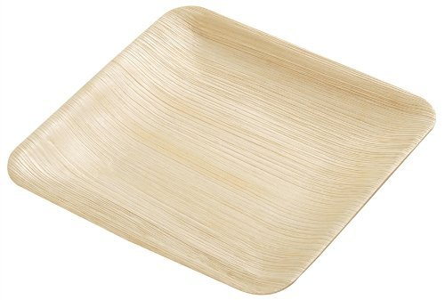 Natural Palm Leaf Dinner Plate