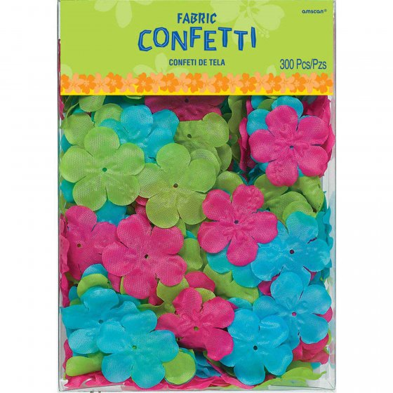 TABLE SCATTERS - HAWAIIAN HIBISCUS CONFETTI BULK PACK