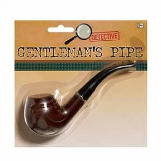 BROWN GENTLEMAN'S PIPE