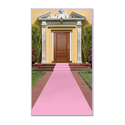 SCENE SETTER - HOLLYWOOD WEDDING/VALENTINE'S DAY - PINK CARPET