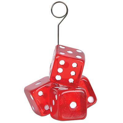 BALLOON WEIGHT - DICE