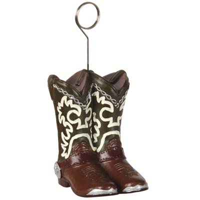 BALLOON WEIGHT - COWBOY BOOT
