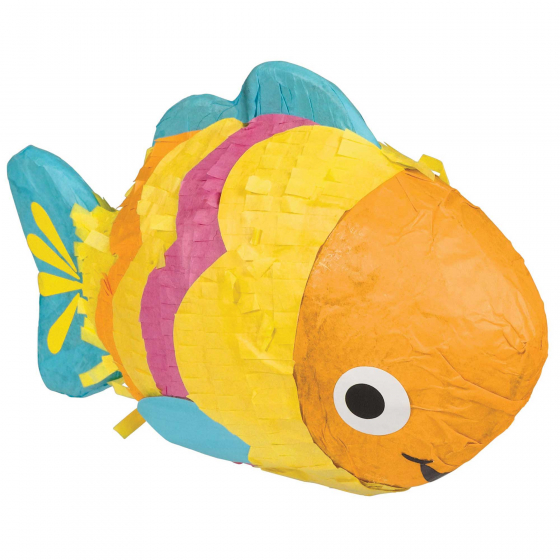 PINATA - FISH SHAPED MINI PINATA