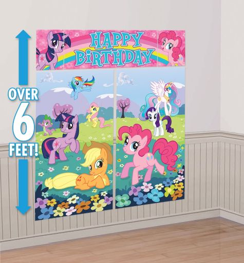 MY LITTLE PONY FRIENDSHIP SCENE SETTER