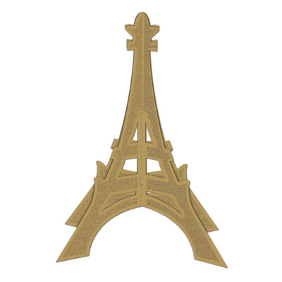 french - eiffel tower centrepiece