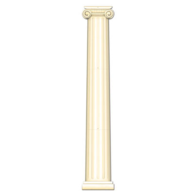 ITALIAN COLUMN JOINTED CUT OUT