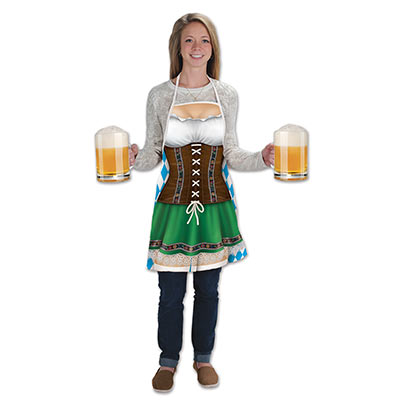 OKTOBERFEST LADIES FRAULEIN APRON