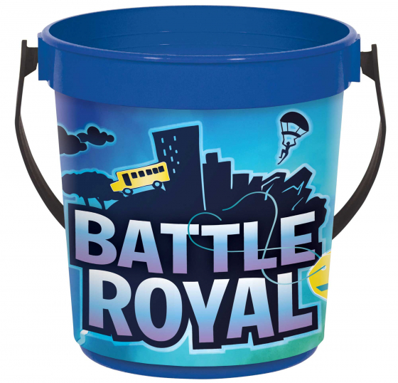 FORTNITE BATTLE ROYALE PARTY FAVOUR CONTAINER