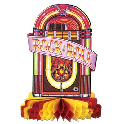 Image of Juke Box Centrpiece