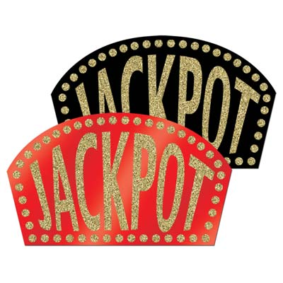 JACKPOT SIGNS