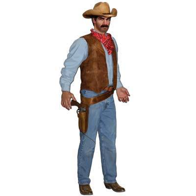 COWBOY - JOINTED FIGURE