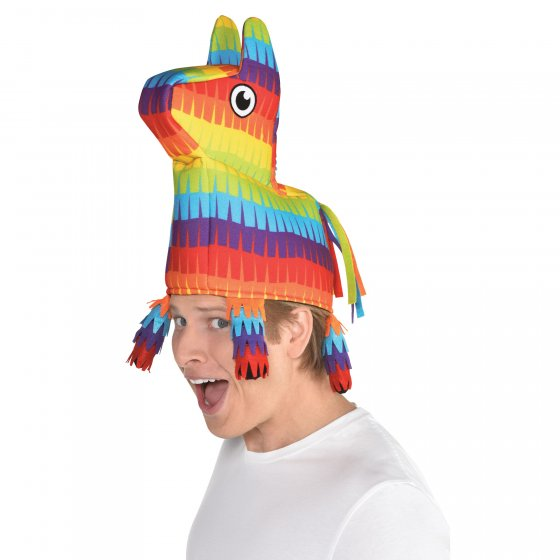 MEXICAN FIESTA PINATA DONKEY PARTY HAT